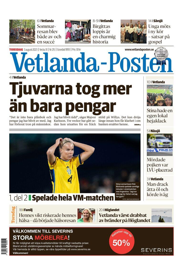 Vetlanda-Posten